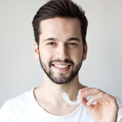 biggs hansen orthodontics indianapolis in Services invisalign image